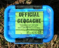 Geocache (c) Solitude / Wikipedia